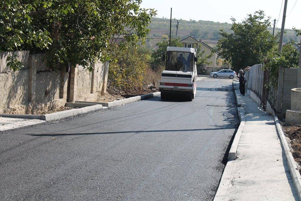 gradinilor asfalt 25