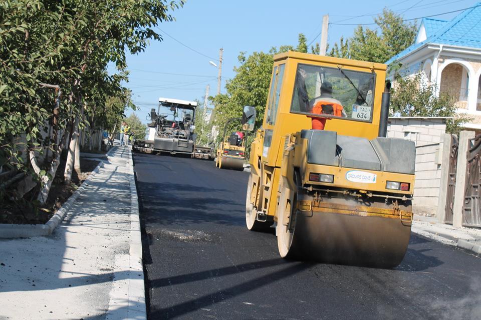 gradinilor asfalt 2